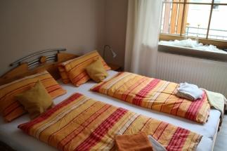 Gemütliche Betten zum Wohlfühlen